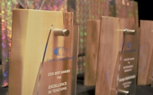 Six ACA Instructors Nominated for CCO Excellence in Teaching Award 2019